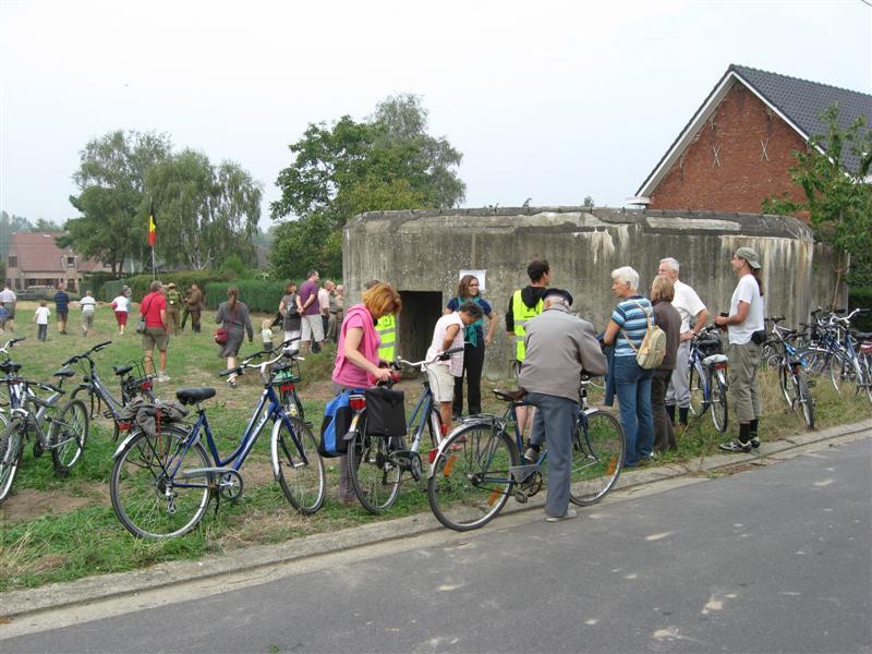 Afbeeldingsresultaat voor fietsen bunker